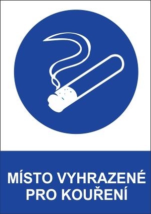 výtah a kouření
